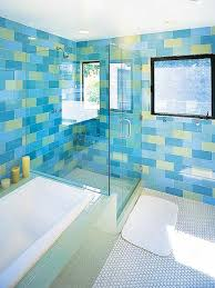 blue bathroom designs. bathroom in blue and other tile designs