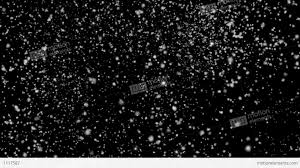 Black Blackground Glittering Snow Black Background Snow Christmas Video