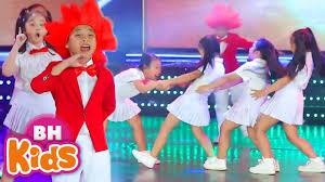 Thật Đáng Yêu ♫ Dậy Đi Thôi ♫ Alibaba ♫ Nhạc Thiếu Nhi Remix Vui Nhộn Hay  Nhất - Nhạc thiếu nhi mới nhất. - #1 Xem lời bài hát