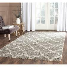 stylish quatrefoil area rug 8 10 safavieh hudson quatrefoil grey ivory rug 3 x 5