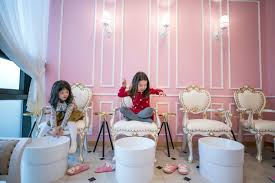 pripara kids cafe is one of the many beauty parlors in south korea that cater to young s jean chung for the washington post