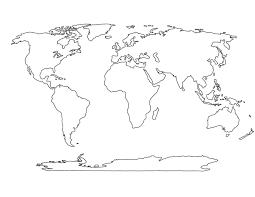 Printable blank world map ks2 printable diagram rh printablediagram co lacrosse field diagram bla… blank flow chart diagram