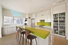 Plain Kitchen Island Nyc Amazing Luxury Apartments Kitchens In New