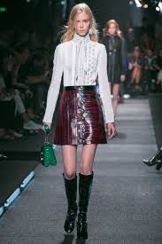 Image result for A line fashionable skirts