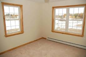 white interior doors with stained wood trim. Perfect Doors White Trim Wood Doors Amazing Interior With Stained  Grey Walls On