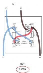 changing out an intermediate light switch for a new one diynot click to expand
