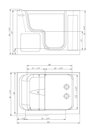 bathtub depth specifications for extra large walk in tub increase bathtub depth bathtub depth