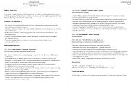 Is It Ok To Have A Two Page Resume Resume Template