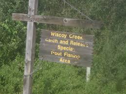 Ridgerunner Wiscoy Creek Rivertop Rambles