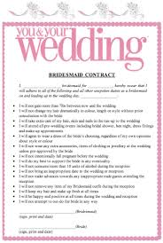 wedding planning contract templates jaime you could be a bridezilla like the bride who makes someone