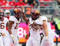 Minnesota Gophers Depth Chart Minnesota Releases Depth Chart For Season Opener With South