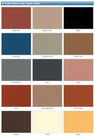 13 Best Water Based Concrete Stain Color Charts Images