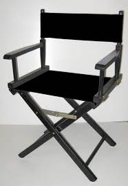 folding metal directors chairs. favorable pictures of interior design with directors chairs leather decoration ideas : beautiful black fabric in folding metal b