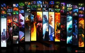 dota all heroes wallpaper and background 2 game of mobile hd pics