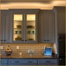 above cabinet lighting ideas. Above Cabinet Lighting Ideas