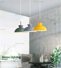 dream lighting set of 3 30cm single base decorative pendant