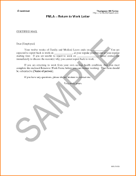 Return To Work With Restrictions Letter Articleezinedirectory