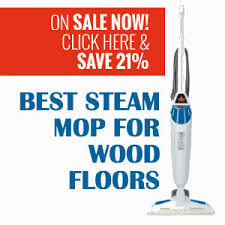 best mop for hardwood floors