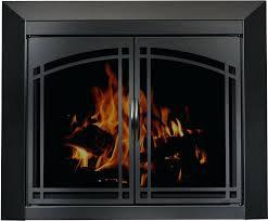 fireplace screen glass doors choice image doors design ideas free standing fireplace door screens glass screen