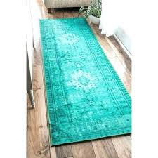blue kitchen rugs aqua blue kitchen rugs luxury perfect rug best ideas about hall runner cobalt