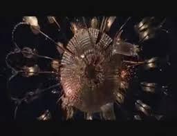 chandelier the end om shanti gif