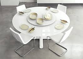 contemporary white dining table awesome elegant modern round dining table sets tasty modern white round and contemporary white dining table