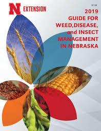 Rainfast Herbicide Chart 2019 Guide To Weed Management Nebraska Extension Unl