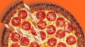 Little Caesars Introduces New Stuffed Pretzel Crust Pizza At Select