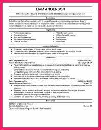 Sales Representative Resume Examples sales representative resume bio letter format 57