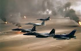 Campaña aérea de la Guerra del Golfo