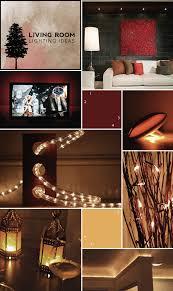 Mood Lighting Living Room Relaxing And Cozy Living Room Lighting Ideas Home Tree Atlas
