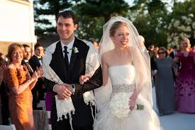 jewish w finds own path after family dividing intermarriage one of the better known interfaith weddings