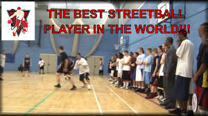 THE BEST <b>STREETBALL</b> PLAYER IN THE WORLD!!!!! - YouTube
