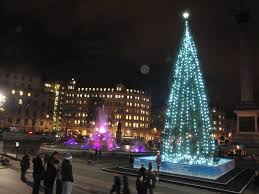 File:Trafalgar Square Christmas tree 2011 at night.JPG - Wikimedia ...