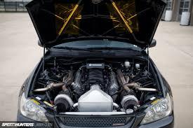 Lone Star Hustler: A 1,100hp Lexus - Speedhunters