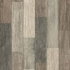 weathered wood plank wallpaper brown