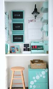 creative of office space organization ideas about small with desk idea 13