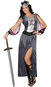 Mittelalter-Kostüme für Frauen.