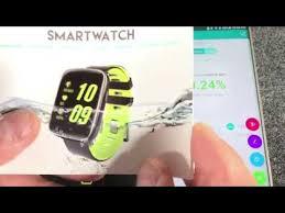 MindKoo <b>Waterproof</b> Smart Watches,TeckEpic <b>IP68 Waterproof</b> for ...