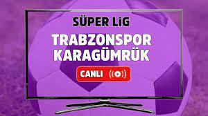 Canlı izle Trabzonspor Karagümrük Bein Sports 1 şifresiz canlı maç izle, Trabzonspor  Karagümrük maçı hangi kanalda yayınlanacak? 24 Nisan 2021 - Tv100 Spor