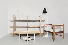 Furniture Designer Charles Crossword The Sebastian Collection From Volk Furniture Design Milk
