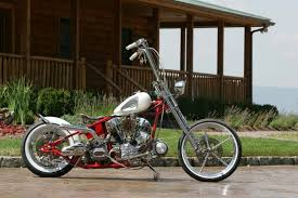 county chopper s corvette bike