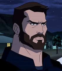 Burton Thompson (Character) - Comic Vine