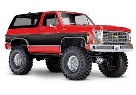 <b>Радиоуправляемая машина Traxxas TRX-4</b> Chevrolet Blazer ...