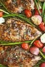 balsamic roast italian chicken