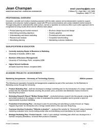 Sample Resume For Marketing Job Marketing Research Resume Examples Market Manager Sample Assistant 33