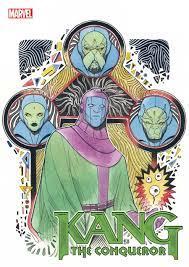 Kang the Conqueror (2021) #1 (Variant ...