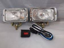 jeep willys car truck fog driving lights 2 4x4 off road 5 5 universal driving lamps fog lights set kit wiring harness fits jeep willys