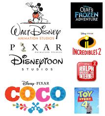 Animation Studios Pixar And Walt Disney Animation Studios Upcoming Projects