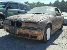 Someone in Houston is selling a 1997 BMW covered in pennies ...
